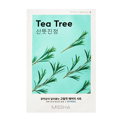 MISSHA Airy Fit Sheet Mask Tea Tree Miss Eco SK