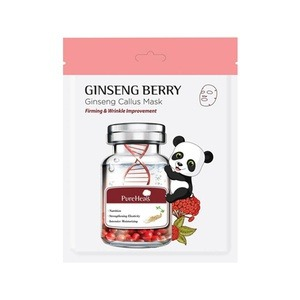 PureHeals Ginseng Berry Ginseng Callus Mask Miss Eco