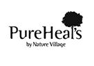 Pure Heals Logo Miss Eco