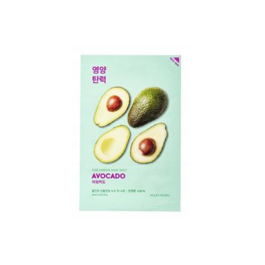 Holika-Holika-Pure-Essence-Mask-Sheet-Avocado-Miss-Eco