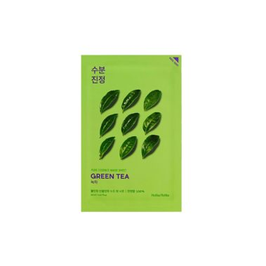 Holika-Holika-Pure-Essence-Mask-Sheet-Green-Tea-Miss-Eco
