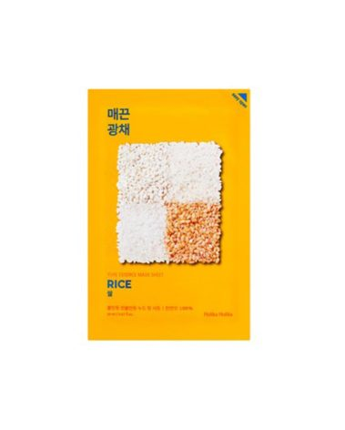 Holika-Holika-Pure-Essence-Mask-Sheet-Rice-Miss-Eco