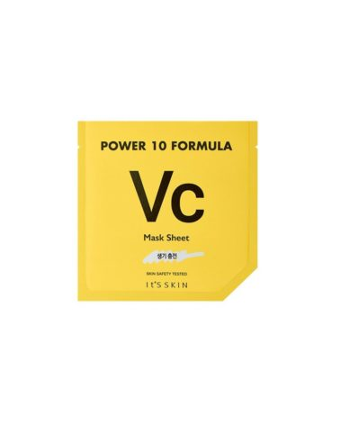 It's-Skin-Power-10-Formula-Mask-Sheet-Vc-Miss-Eco