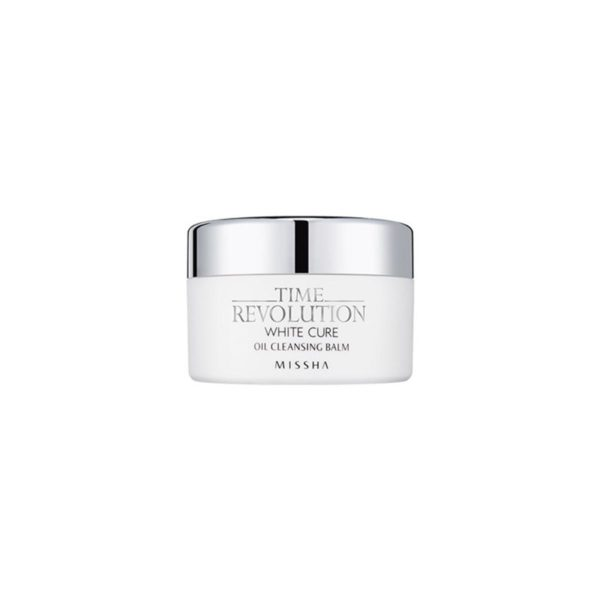 MISSHA-Time-Revolution-White-Cure-Oil-Cleansing-Balm-Miss-Eco