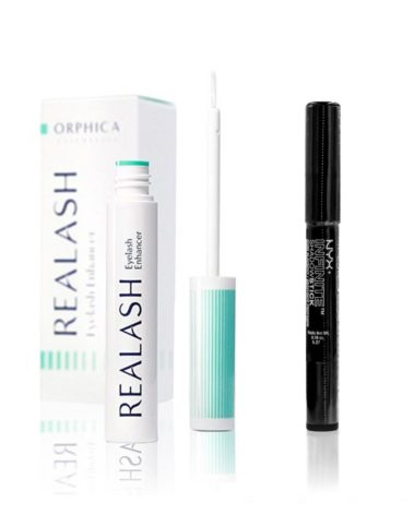 Orphica-Realash-Eyelash-Enhancer-4-ml-+-Prezent-Cień-do-powiek-NYX-Miss-Eco