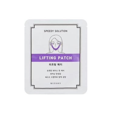 MISSHA Speedy Solution Face Up Patch Miss Eco